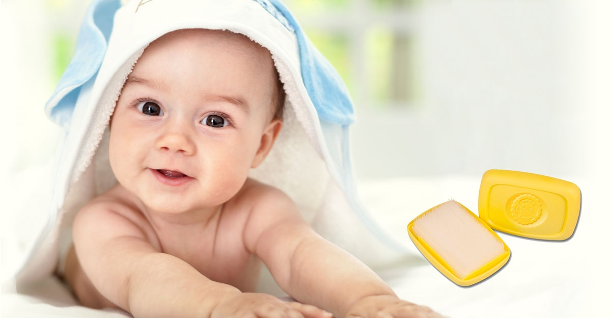 Fight Cradle Cap -- Gently and Effectively.